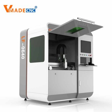 High Power Metal Sheet Fiber Laser Cutting Machine
