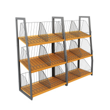 Steel Fruit And Vegetable Shelves