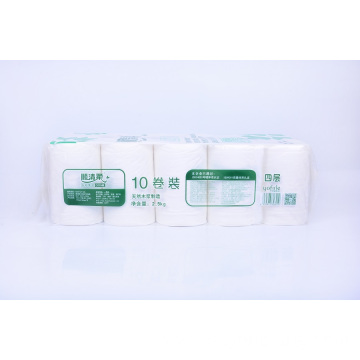 Good Quality Soft Pack Facial Tissue Paper