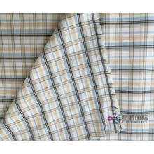 100%Cotton Check Beautiful Dobby Fabric
