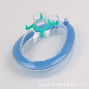 wholesale soft medical single use anesthesia oxygen mask