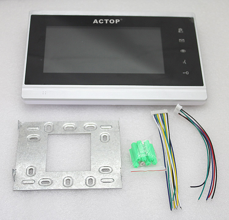 lcd Intercom System