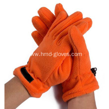 Fashion Lady Winter Polar Fleece Glove