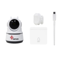 WiFi 1080P smart home camera kits