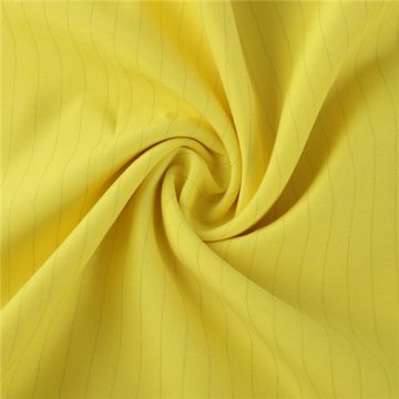 Bright color CVC anti-static Twill Workwear Fabric
