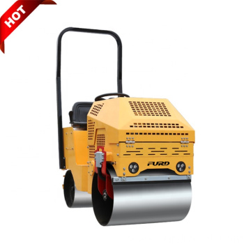 Hydraulic Steering 800kg Vibratory Compaction Roller