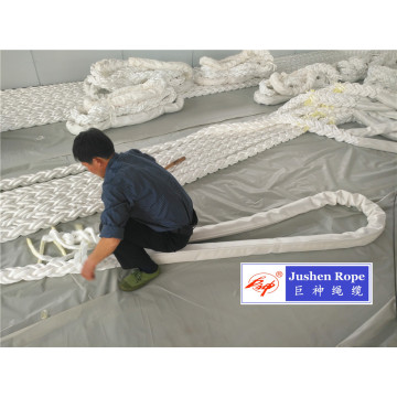 8-Strand Polyester&PP Mixed Rope