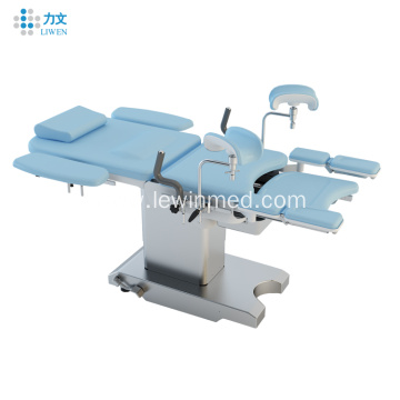 Shandong Lewin Gynecology Delivery Obstetric Bed