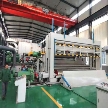 Paper Slitting and Rewinding Machine Paper Cutting