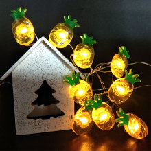Holiday lights led fairy light with pineapple