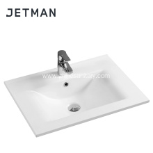 wavy thin luxury sinks shape bathroom wash basins