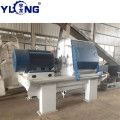 YULONG GXP75*75 wood hammer mill with blower