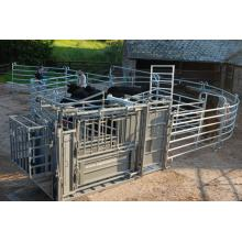 Used Metal Pipe Fencing Horses Fence Panels