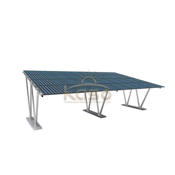 Cast Iron Philippine Carport Garage With Polycarbonate Roof