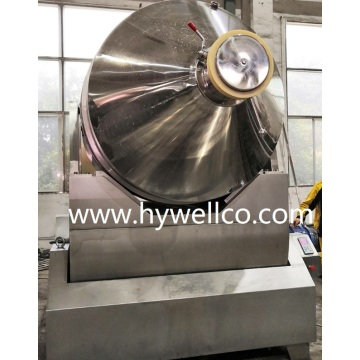 Double Movement Powder Mixer
