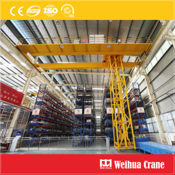 Warehouse Stacking EOT Crane