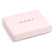 Luxury Cosmetic Paper Style Packaging Box For Gift
