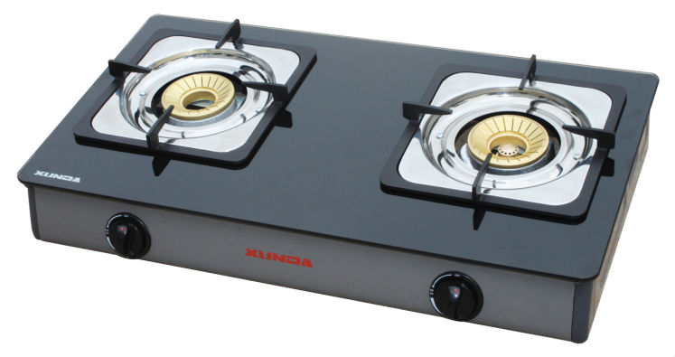 Tempered Glass Table Top Gas Stove Dubai Market