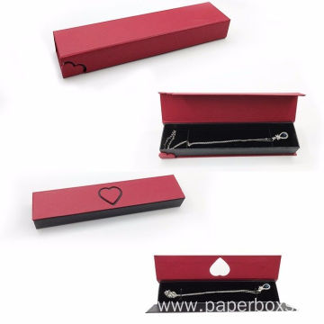 Bracelet Box With Sponge Foam Tray