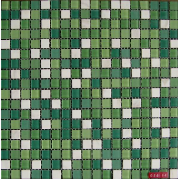 kitchen decoration glass mosaic