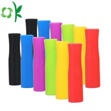 Wonderful Color Silicone Straw Tip for Juice/Coffee