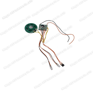 S-3026B LED Sound Module, Sound Module with LED, Toy Sound Module