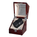watch winder safe box wooden