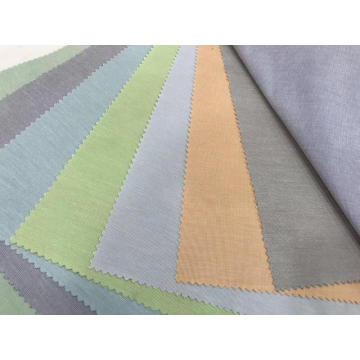 T/C Stretch Yarn-dyed Plain Stripe Fabric