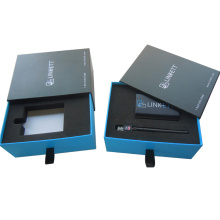 Custom Premium Drawer Sliding Electronics Packaging Box