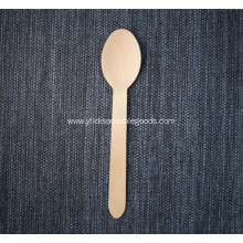 Disposable flatware set wooden spoon tableware