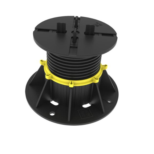 Garden  adjustable plastic pedestal for joist
