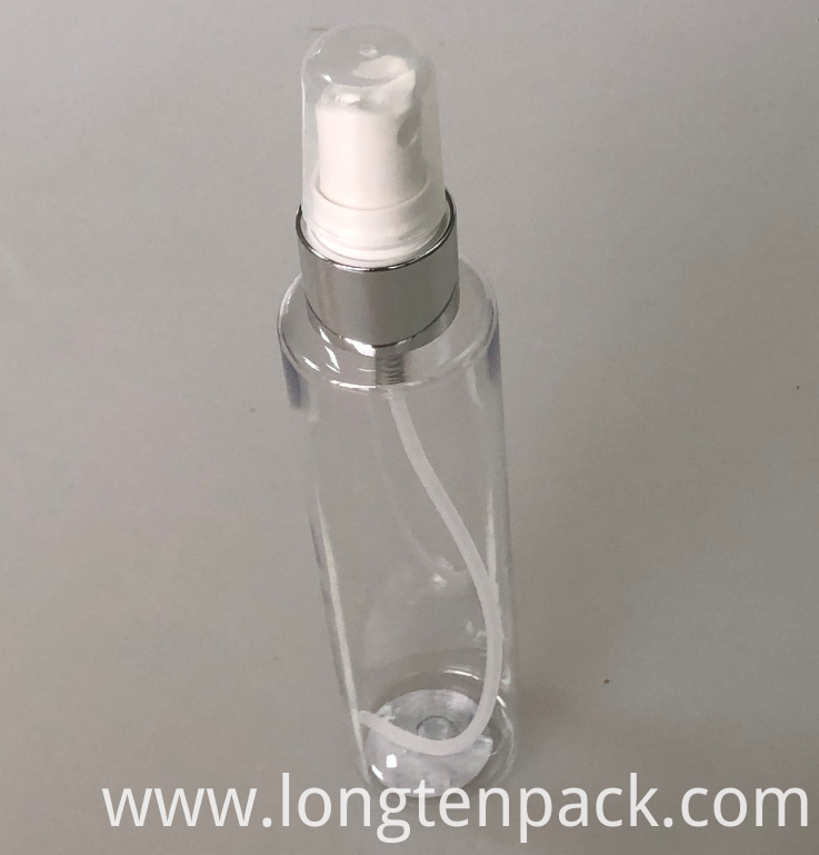100ml PET round plastic bottle