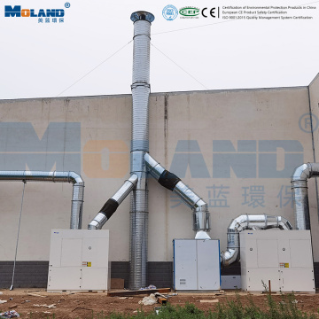 Industrial Dust Collectors/ Air Filtration System