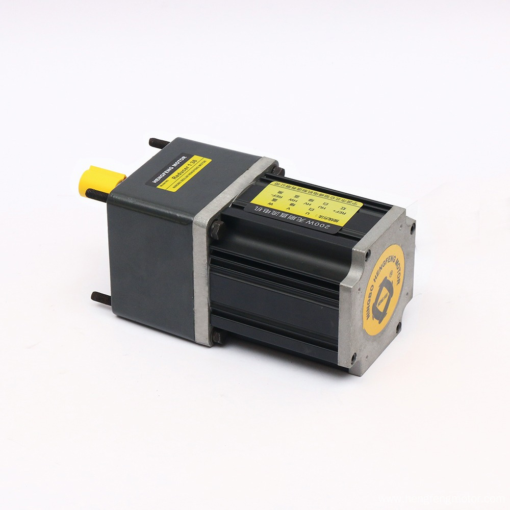 Brushless DC Gear Motor for warehouse automation