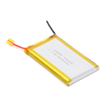 Hot Sell 895591 3.8V 7000mAh Lithium Polymer Battery