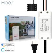 WiFi Smart Garage Door Smart Life APP Remote Control Open Close Monitor Compatible With Alexa Echo Google Home No Hub Require