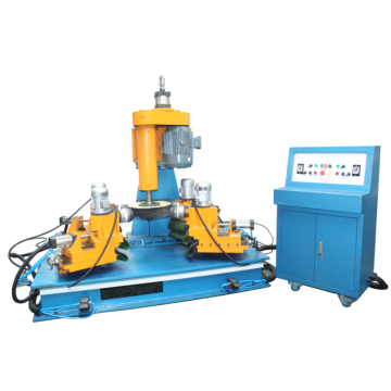 Four Stations Polishing Machine for Cookware