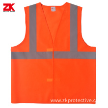 Low price EN471 reflective safety vest
