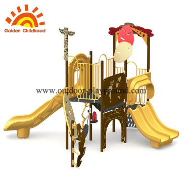 Playhouse Outdoor Playground Equipment For Sale