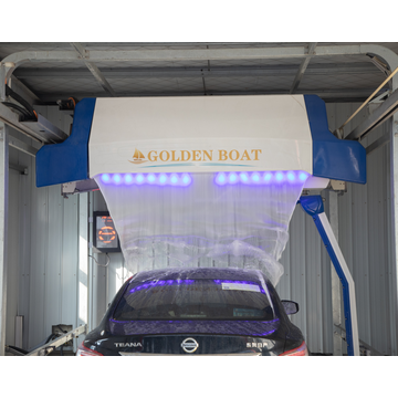 Self-Service Touchless Car Wash Machine