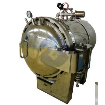 High temperature steam sterilizer