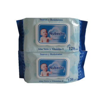 Free Samples Organic Baby Wet Wipes