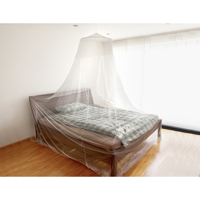 25 Polyester Mosquito Net, How To Put Mosquito Net For Bed