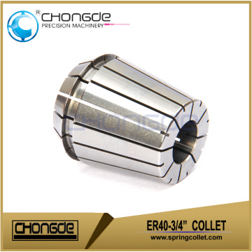 "ER40-3/4"" Precision Collet Clamping Range 0.750""-0.710"""