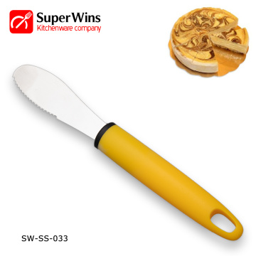 Stainless Steel Butter Condiment Spreader Sandwich Knife