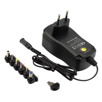Universal DC Power Adapter For Camera Router Alarm