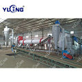 Wood Sawdust Drum Rotary Dryer
