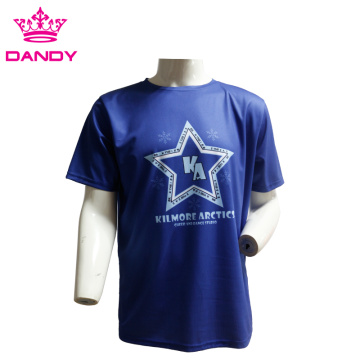 Sublimated mesh training t shirts