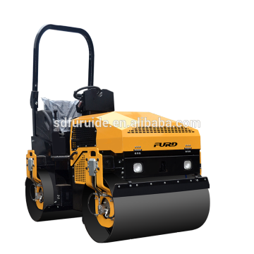 Factory direct sell smooth drum road roller for asphalt compaction