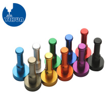 Color Anodizing Aluminum Hanging Studs